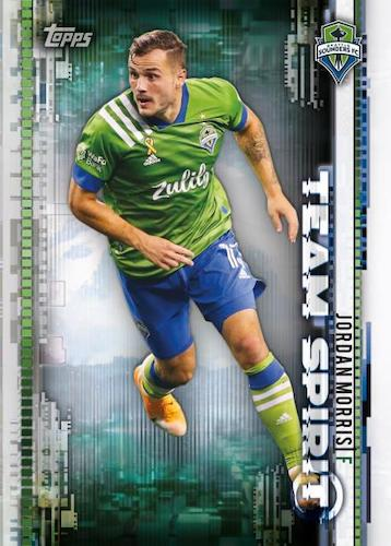 2021 Topps MLS Major League Soccer Cards 5