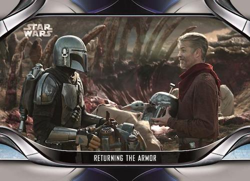 2021 Topps Star Wars The Mandalorian Season 2 Trading Cards 4