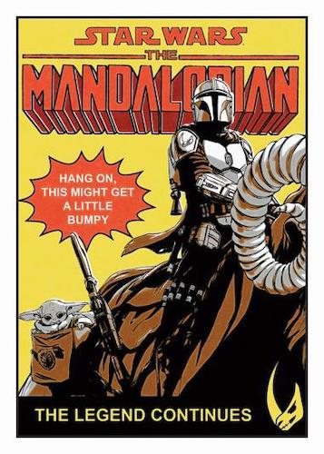 2021 Topps Star Wars The Mandalorian Season 2 Trading Cards 5