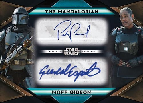 2021 Topps Star Wars The Mandalorian Season 2 Trading Cards 7
