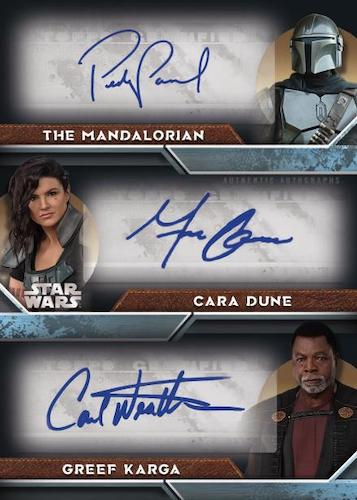 2021 Topps Star Wars The Mandalorian Season 2 Trading Cards 8
