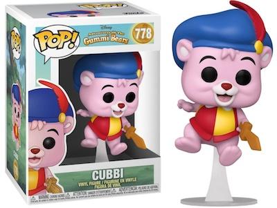 Funko Pop Adventures of the Gummi Bears Figures 2
