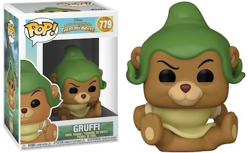 Funko Pop Adventures of the Gummi Bears Figures 3
