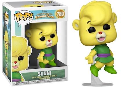 Funko Pop Adventures of the Gummi Bears Figures 4