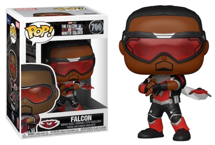 Funko Pop Falcon and the Winter Soldier Figures 1