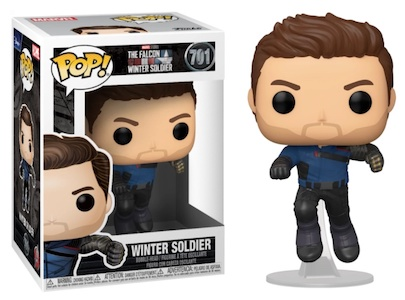 Funko Pop Falcon and the Winter Soldier Figures 2