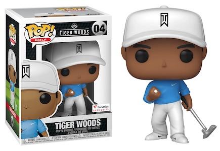 Funko Pop Golf Vinyl Figures 4