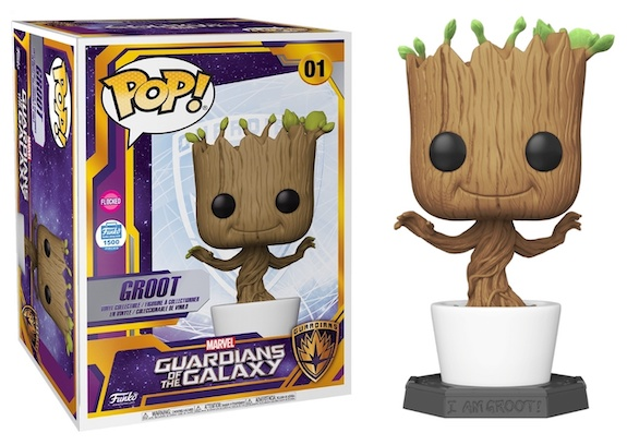 Ultimate Funko Pop Guardians of the Galaxy Figures Gallery and Checklist 89