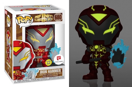 Ultimate Funko Pop Iron Man Figures Checklist and Gallery 43