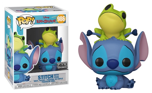 Ultimate Funko Pop Lilo and Stitch Figures Checklist and Gallery 22