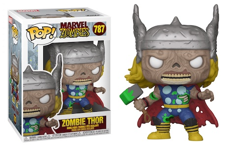 Ultimate Funko Pop Marvel Zombies Figures Gallery and Checklist 20