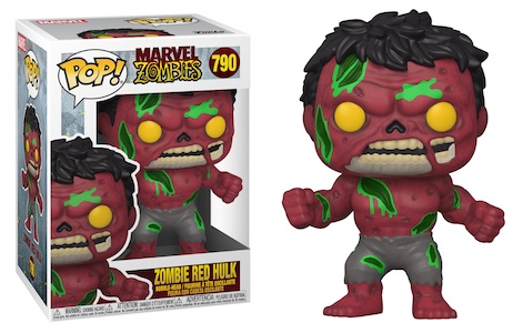 Ultimate Funko Pop Marvel Zombies Figures Gallery and Checklist 23
