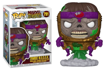 Ultimate Funko Pop Marvel Zombies Figures Gallery and Checklist 24