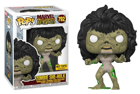Ultimate Funko Pop Marvel Zombies Figures Gallery and Checklist 25