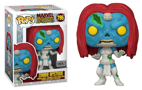 Ultimate Funko Pop Marvel Zombies Figures Gallery and Checklist 28