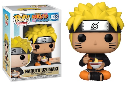 Ultimate Funko Pop Naruto Shippuden Figures Gallery and Checklist 30