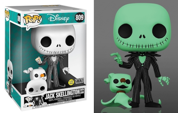 Ultimate Funko Pop Nightmare Before Christmas Figures Checklist and Gallery 72