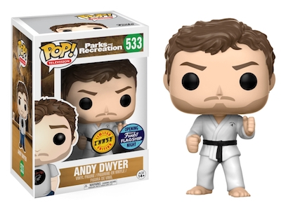 Ultimate Funko Pop Parks and Recreation Figures Gallery and Checklist 8
