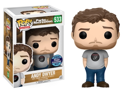 Ultimate Funko Pop Parks and Recreation Figures Gallery and Checklist 7