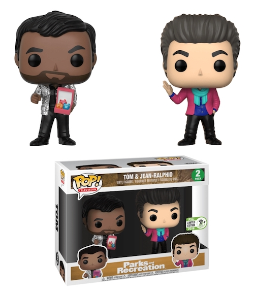 Ultimate Funko Pop Parks and Recreation Figures Gallery and Checklist 23