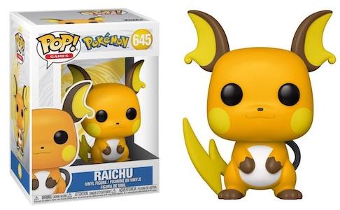 Ultimate Funko Pop Pokemon Figures Gallery and Checklist 47