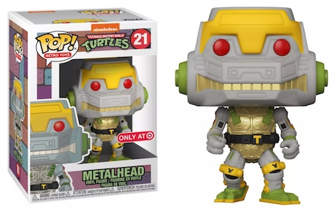 Ultimate Funko Pop Teenage Mutant Ninja Turtles Figures Checklist and Gallery 30