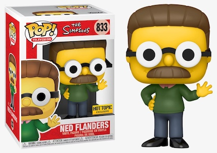 Ultimate Funko Pop Simpsons Figures Gallery and Checklist 24