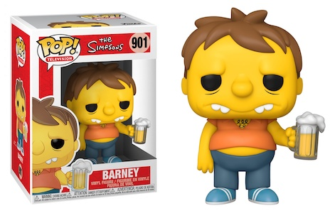 Ultimate Funko Pop Simpsons Figures Gallery and Checklist 27