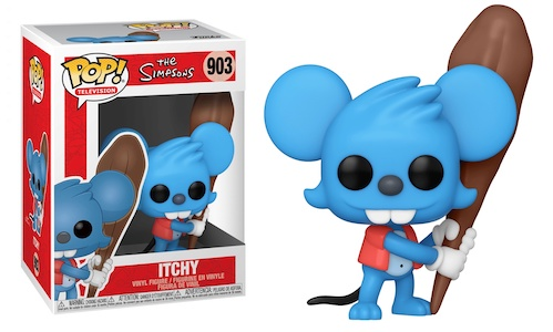 Ultimate Funko Pop Simpsons Figures Gallery and Checklist 29
