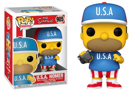 Ultimate Funko Pop Simpsons Figures Gallery and Checklist 31
