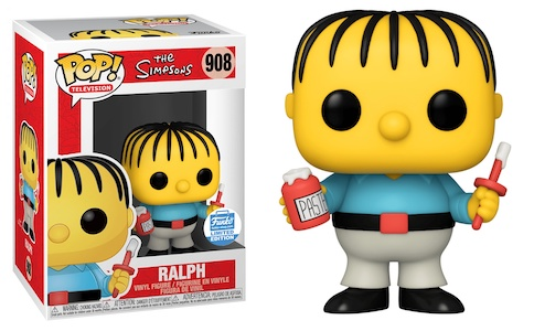 Ultimate Funko Pop Simpsons Figures Gallery and Checklist 34
