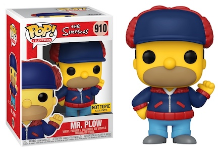 Ultimate Funko Pop Simpsons Figures Gallery and Checklist 35
