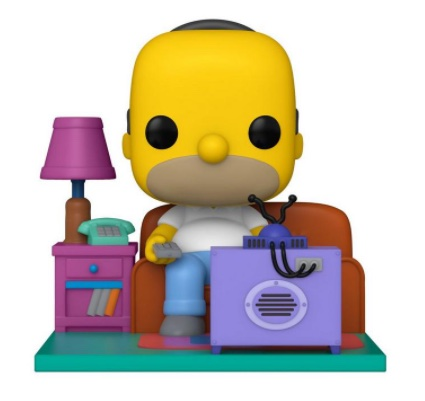 Ultimate Funko Pop Simpsons Figures Gallery and Checklist 49