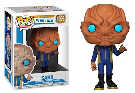 Ultimate Funko Pop Star Trek Figures Gallery and Checklist 28