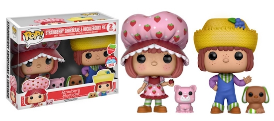 Ultimate Funko Pop Strawberry Shortcake Figures Gallery and Checklist 7