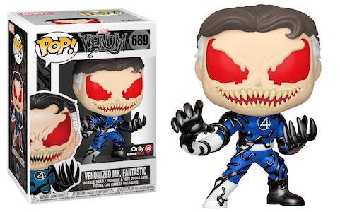 Ultimate Funko Pop Venom Figures Gallery and Checklist 63