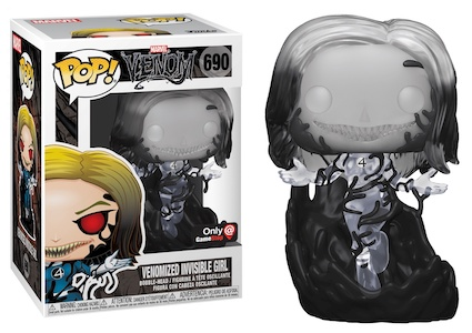 Ultimate Funko Pop Venom Figures Gallery and Checklist 65