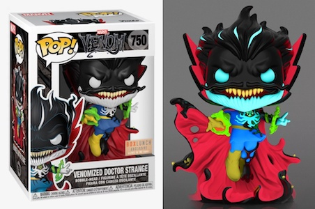 Ultimate Funko Pop Doctor Strange Figures Gallery & Checklist 16