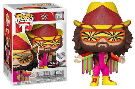 Ultimate Funko Pop WWE Wrestling Figures Checklist and Gallery 111
