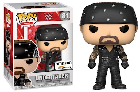 Ultimate Funko Pop WWE Wrestling Figures Checklist and Gallery 113