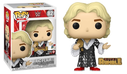 Ultimate Funko Pop WWE Wrestling Figures Checklist and Gallery 114