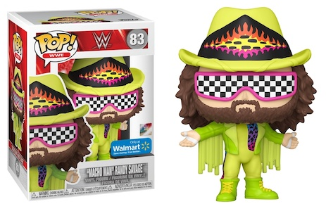 Ultimate Funko Pop WWE Wrestling Figures Checklist and Gallery 115