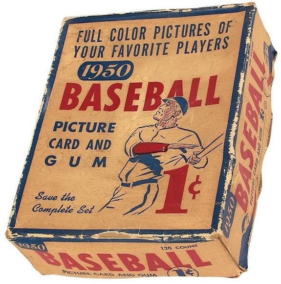 1950 Bowman Baseball Cards 3