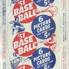 1951 Bowman Baseball Cards