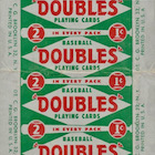 1951 Topps Red Backs Baseball Cards