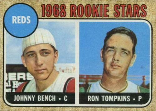 Top 1968 Baseball Cards to Collect 11