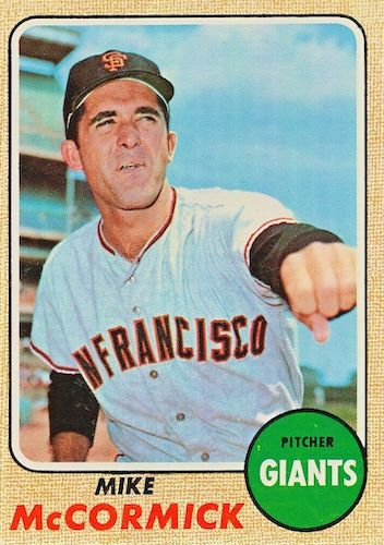 Top 1968 Baseball Cards to Collect 3