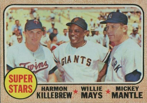 Top 1968 Baseball Cards to Collect 4
