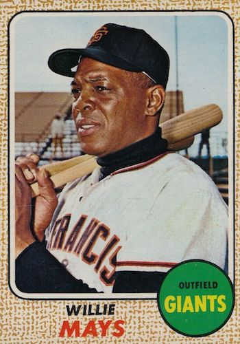 Top 1968 Baseball Cards to Collect 5