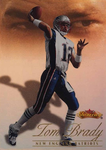Ultimate Tom Brady Rookie Cards Gallery, Checklist and Hot List 9